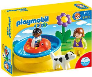 playmobil Kinder mit Planschbecken 6781A1