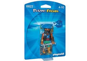 playmobil Karibischer Pirat 6822A2