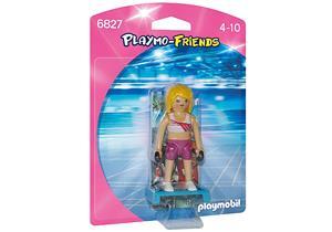 playmobil Fitnesstrainerin 6827