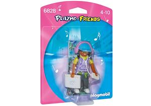 playmobil Multimedia Girl 6828