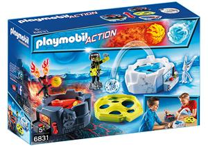 playmobil Fire & Ice Action Game 6831A2