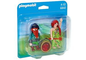 playmobil Duo Pack Elfe und Zwerg 6842