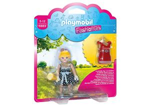 playmobil Fashion Girl - Fifties 6883