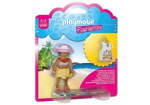 playmobil Fashion Girl - Beach 6886