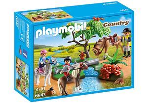 playmobil Fröhlicher Ausritt 6947