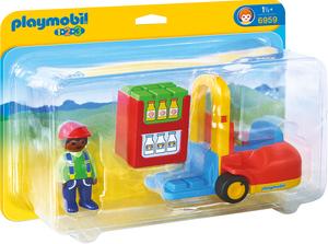 playmobil Gabelstapler 6959