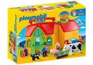 playmobil Mein Mitnehm-Bauernhof 6962