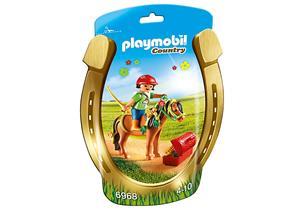 """playmobil Schmück-Pony """"Blümchen"""" 6968"""