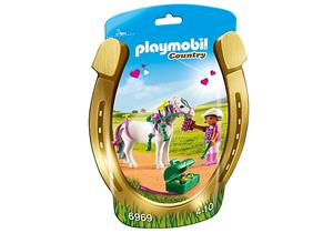 """playmobil Schmück-Pony """"Herzchen"""" 6969"""
