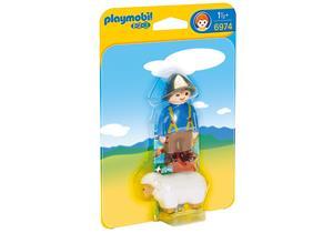 playmobil Schäfer mit Schaf 6974