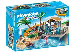playmobil Karibikinsel mit Strandbar 6979
