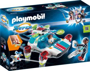 playmobil FulguriX mit Agent Gene 9002A1