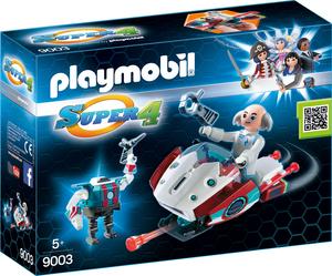 playmobil Skyjet mit Dr X & Roboter 9003