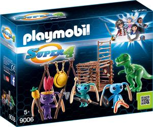 playmobil Alien-Krieger mit T-Rex-Falle 9006A1