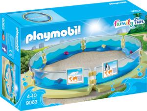 playmobil Meerestierbecken 9063