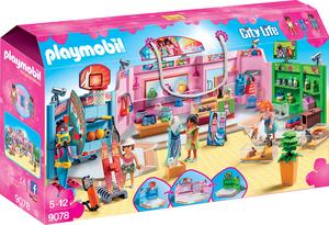 playmobil Einkaufspassage 9078