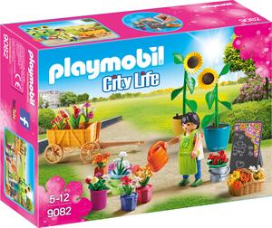 playmobil Blumenhändler 9082