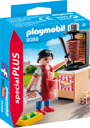 playmobil Kebap-Grill 9088A1
