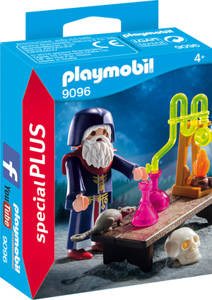 playmobil Zaubertrank-Labor 9096