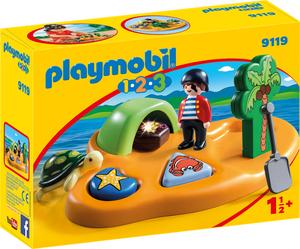 playmobil Pirateninsel 9119
