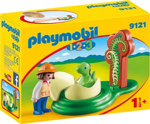 playmobil Dino-Baby im Ei 9121A2