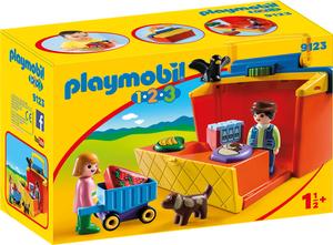 playmobil Mein Marktstand zum Mitnehmen 9123A2