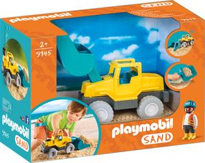 playmobil Schaufelbagger