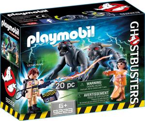 playmobil Venkman und Terror Dogs 9223A2