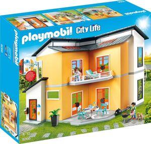playmobil Modernes Wohnhaus 9266A1