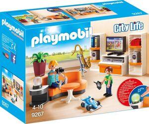 playmobil Wohnzimmer 9267