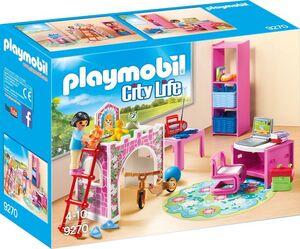 playmobil Fröhliches Kinderzimmer 9270A1