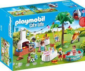 playmobil Einweihungsparty 9272