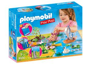 playmobil Play Map Feenland 9330A1