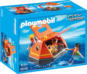 playmobil playmobil Rettungsinsel 5545