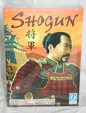Queen Games Shogun (d) 966045