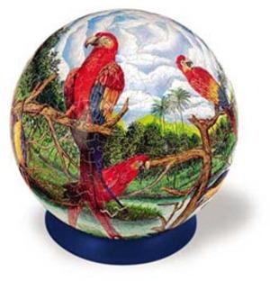 Ravensburger Puzzleball Papageien 11064