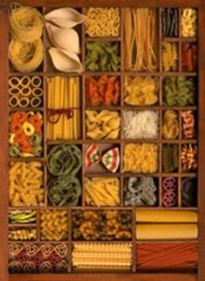 Ravensburger Puzzle Bunte Pasta 141609