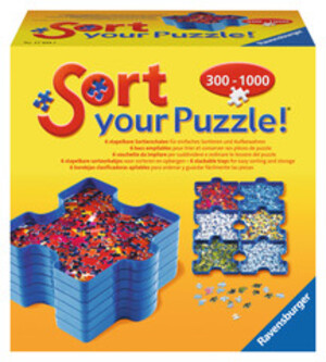 Ravensburger Sort Your Puzzle D 179343