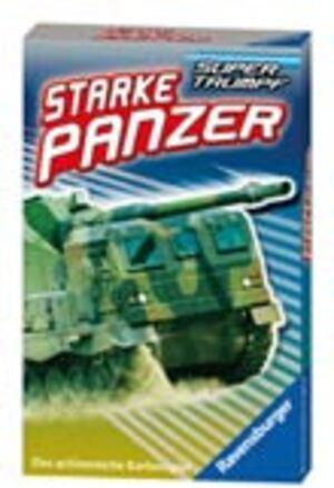 Ravensburger Quartett Tanks Internat., d 7-99 Jahre, 32 Karten, zum Thema Panzer 203062
