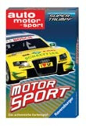 Ravensburger Quartett Motor Sport, d 7-99 Jahre, 32 Karten, Ravensburger 203321