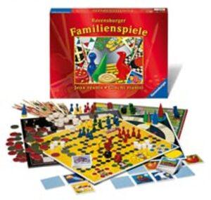 Ravensburger Familienspiele Ravensburger 4-99 Jahre, 2-10 Spieler, Spielesammlung in d/f/i 60226378