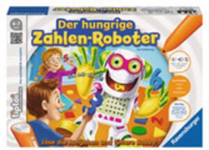 Ravensburger Tiptoi Zahlen-Roboter, d 4-7 Jahre, 1-4 Spieler, Stift nicht enthalten 60500706