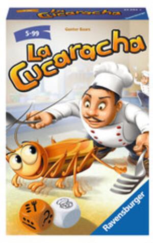 Ravensburger La Cucaracha d/f/i d/f/i, ab 5 Jahren, 2-4 Spieler 60523392
