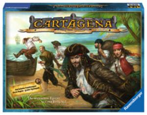 Ravensburger Cartagena, d/f/i 8-99 Jahre, 2-5 Spieler, Taktikspiel, 20-45 Min. 60526634
