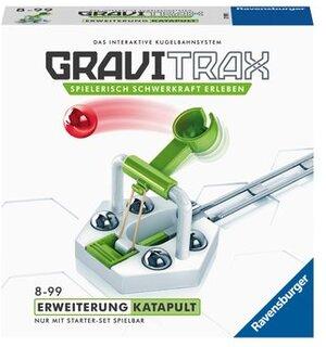 Ravensburger GraviTrax Katapult, d/f/i Erweiterung zu Kugelbahn Bausystem, ab 8+ 60527591