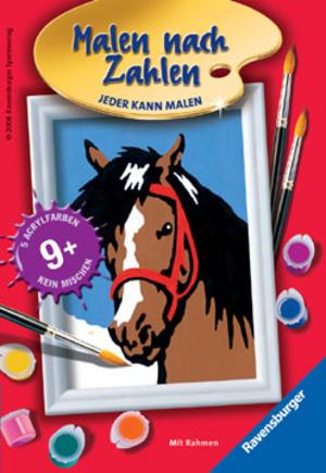 Ravensburger Malen nach Zahlen Pferde- blick 64729856