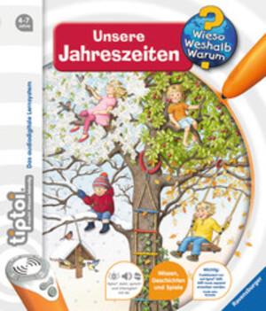Ravensburger Tiptoi Buch Jahreszeiten, d 4-7 Jahre, 16 Seiten, Stift nicht enthalten 60500657