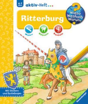 Ravensburger Ritterburg, Aktiv-Heft Wieso? Weshalb? Warum? ab 4 Jahren, 24x27 cm 66232692