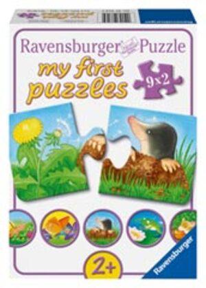 Erste Puzzles