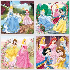 Ravensburger Puzzle Koffer Prinzessinnen 2x25 Teile 2x36 Teile 73894